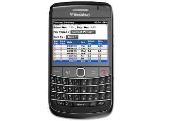 BlackBerry Work Force Solutions